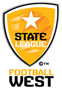 Football West Men's State League Logo