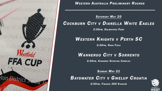 FFA Cup WA Prelim QFinal WCSC vs SFC