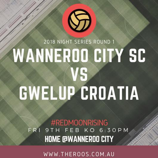 Night Series Round 1 WCSC vs GCSC
