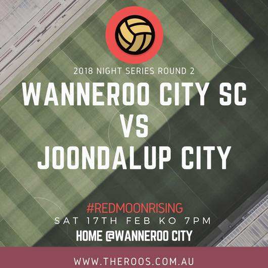Night Series Round 2 WCSC vs JCFC