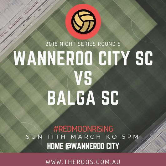Night Series Round 5 WCSC vs BSC