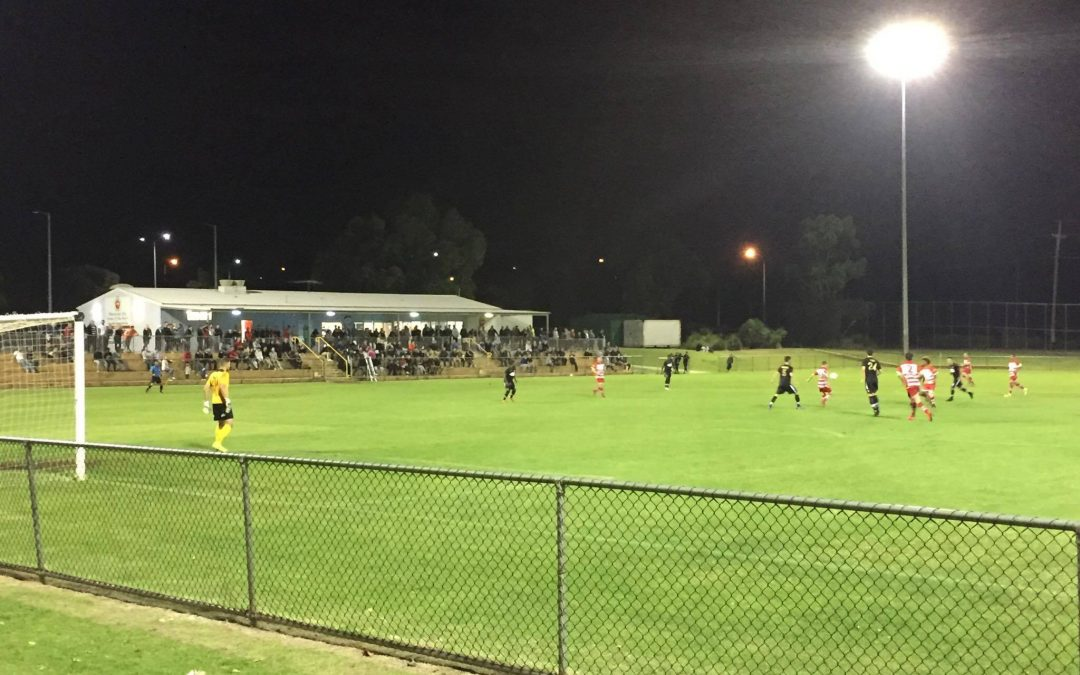 Wanneroo City SC vs Gwelup Croatia SC (review)