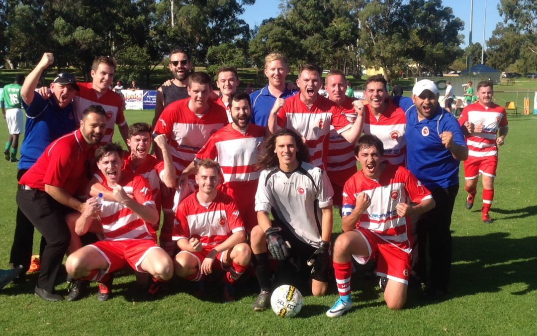#ComeBackKings (Reserves) Olympic Kingsway SC vs Wanneroo City SC