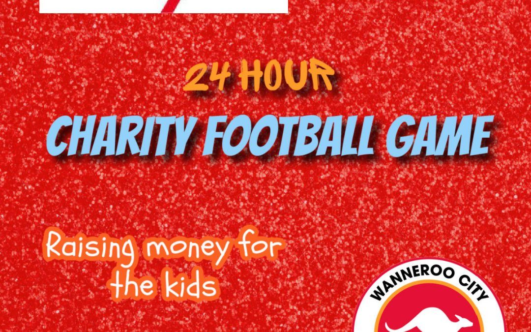24-Hour Charity Game for Telethon
